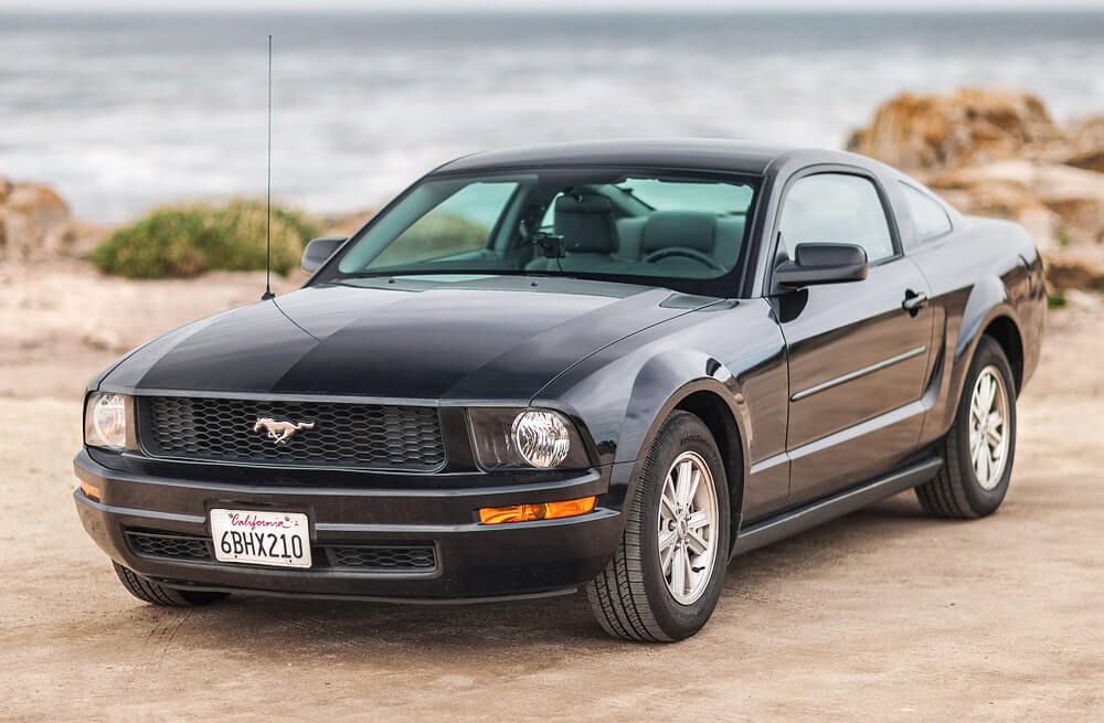 ford mustang free jigsaw puzzles online. Black Bedroom Furniture Sets. Home Design Ideas
