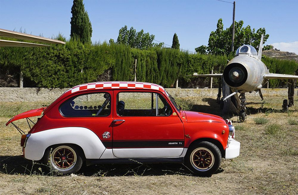 Seat Abarth Free Jigsaw Puzzles Online