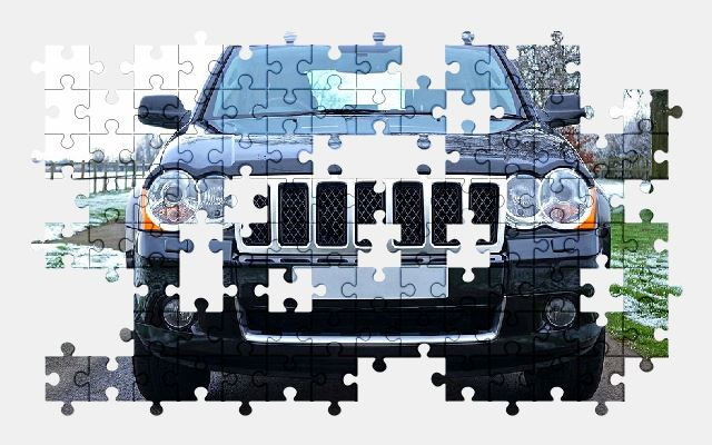 free jigsaw puzzle online auto,automobile,car,jeep,vehicle