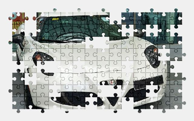 free jigsaw puzzle online alfa-romeo,sports-car,vehicle,car,auto,automobile