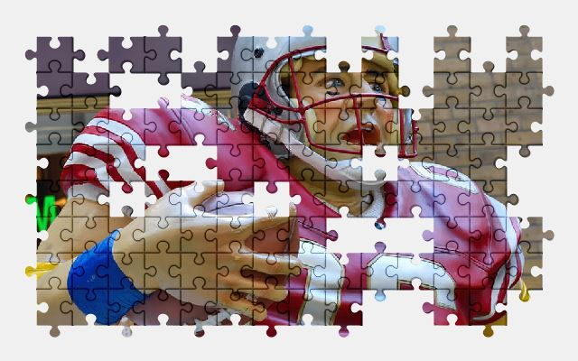 free jigsaw puzzle online american-football,player,sport,football