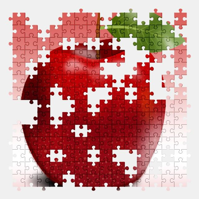 free jigsaw puzzle online apple,fruits,fruit,food,eat