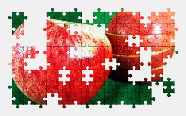 free jigsaw puzzle online apple,red,fruit