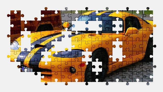 free jigsaw puzzle online auto,sports-car,car,dodge,automobile