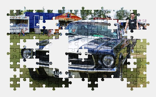 free jigsaw puzzle online ford,mustang,car,auto