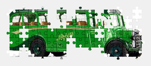 free jigsaw puzzle online bus