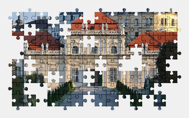 free jigsaw puzzle online vienna,architecture,building,city