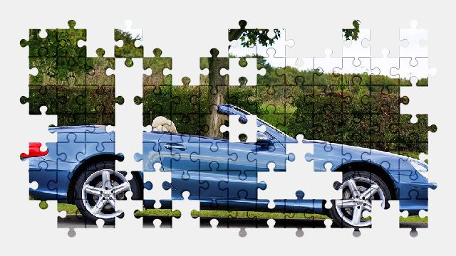 free jigsaw puzzle online car