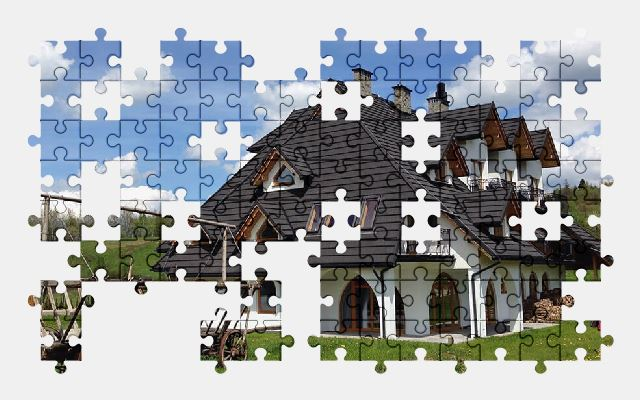 House Design and Architecture - Free Jigsaw Puzzles Online