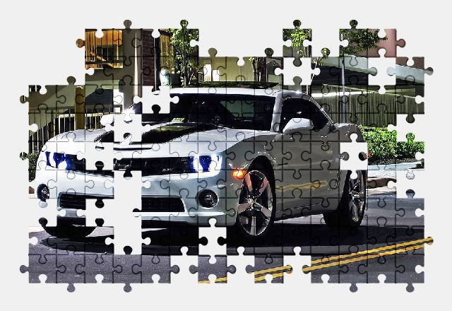 free jigsaw puzzle online car,chevrolet,street,sports-car,vehicle,automobile,auto