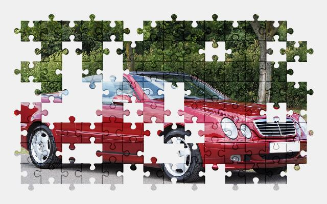 free jigsaw puzzle online car,mercedes-benz,vehicle,automobile
