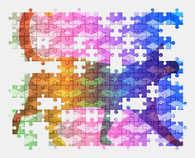 free jigsaw puzzle online cat,kitty,cute,colorful,color,colors,animal