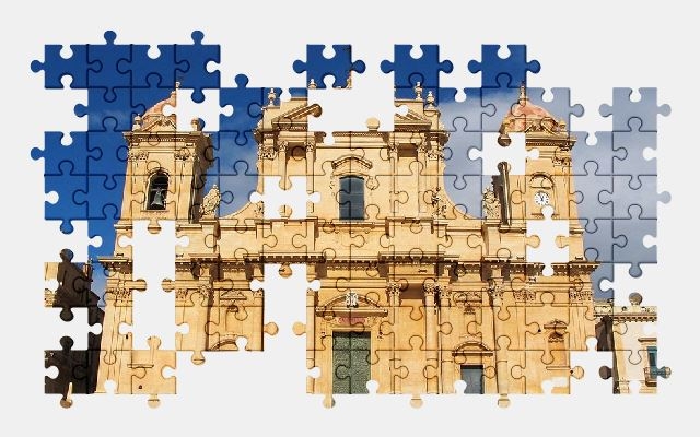 free jigsaw puzzle online italy,cathedral,church,architecture,building