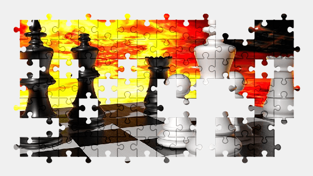 free jigsaw puzzle online chess,play,sport,game