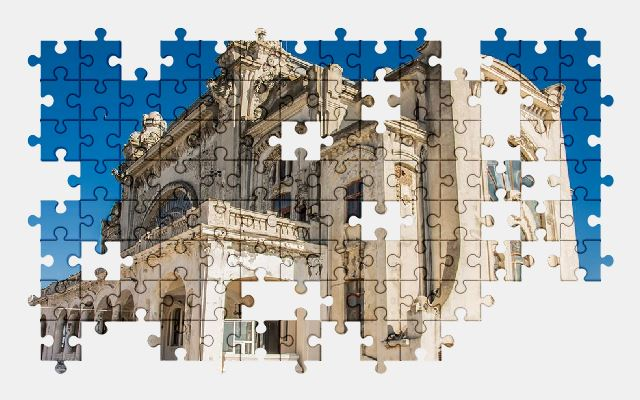free jigsaw puzzle online romania,sky,travel,architecture,building