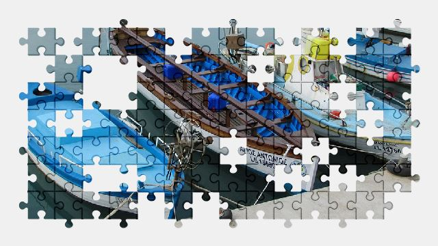 free jigsaw puzzle online cyprus,paralimni,boats