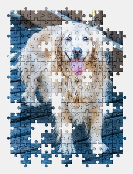 free jigsaw puzzle online dog,cute,animal,puppy