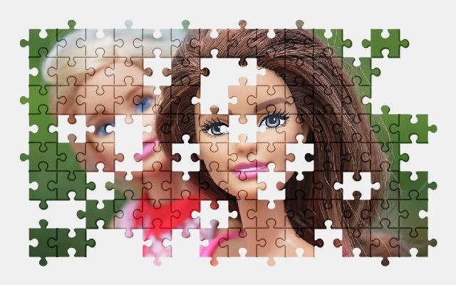 free jigsaw puzzle online doll,barbie,toy