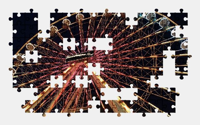 free jigsaw puzzle online night