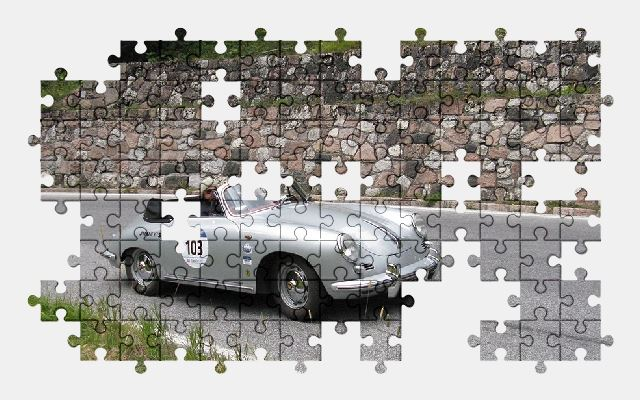 free jigsaw puzzle online vintage,car,italian,sports-car,race