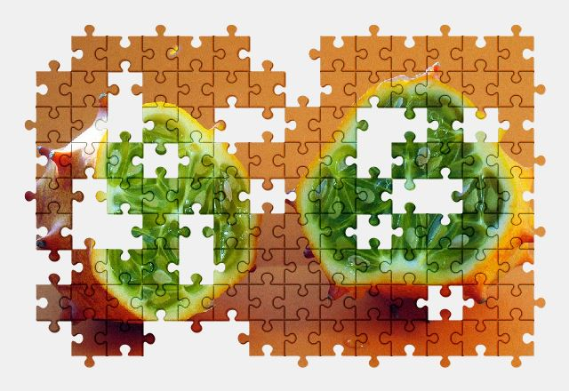 free jigsaw puzzle online melon,fruit,food
