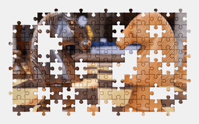 free jigsaw puzzle online horse,sport,chess,game