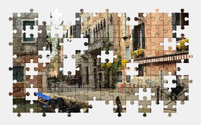 free jigsaw puzzle online italy,venice,city,architecture