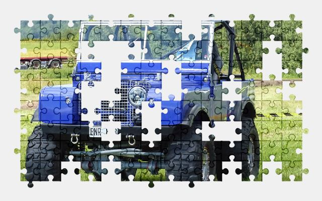 free jigsaw puzzle online jeep,land-rover,car,vehicle