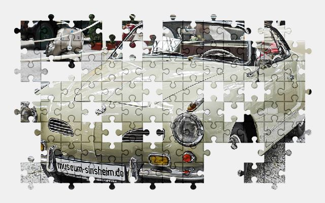 free jigsaw puzzle online vw,car,retro,old