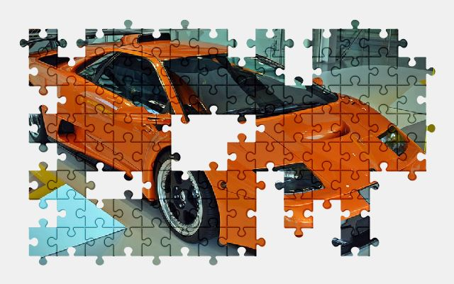 free jigsaw puzzle online lamborghini,sports-car,car,vehicle,auto