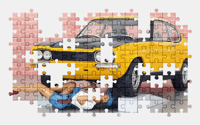 free jigsaw puzzle online car,ford,automobile,vehicle