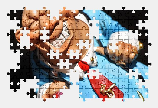 free jigsaw puzzle online figure,man