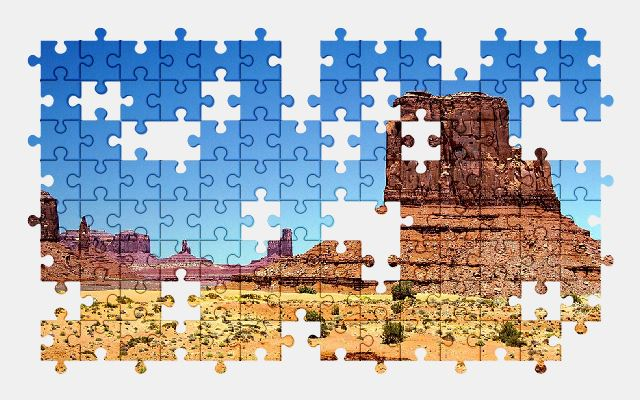 free jigsaw puzzle online utah,usa,nature