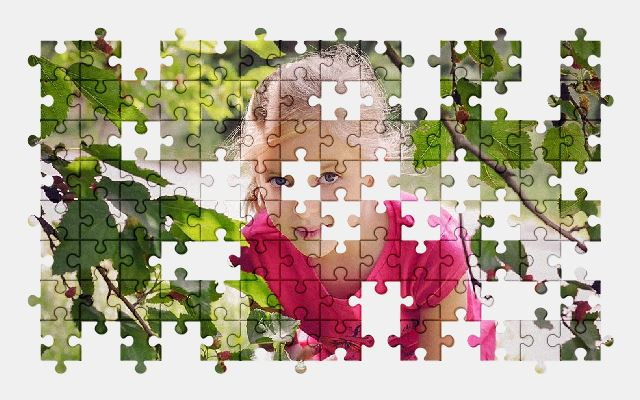 little girl   free jigsaw puzzles online