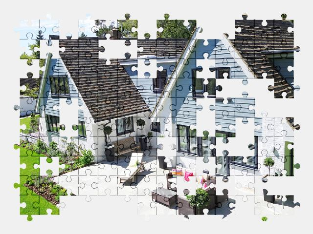 free jigsaw puzzle online home,architecture,building