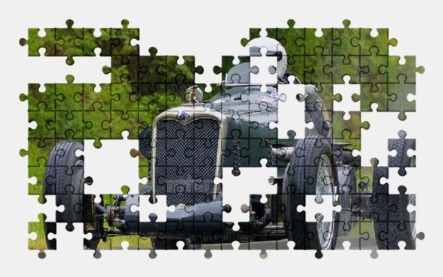 free jigsaw puzzle online race,car,sports-car,classic