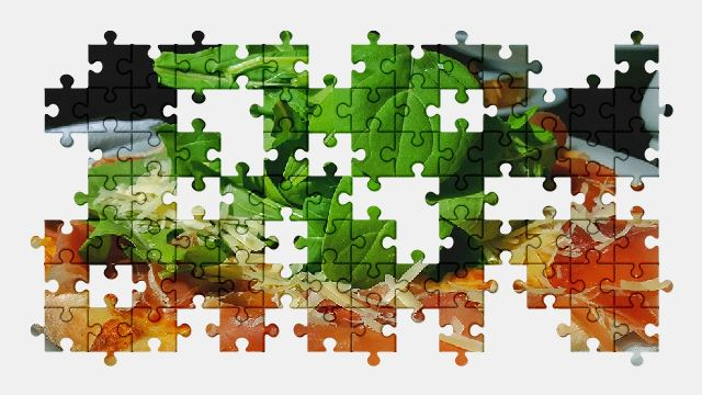 free jigsaw puzzle online pizza,food