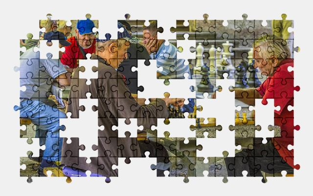 free jigsaw puzzle online game,chess,park,sport