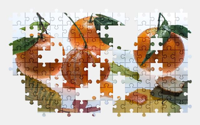 free jigsaw puzzle online food