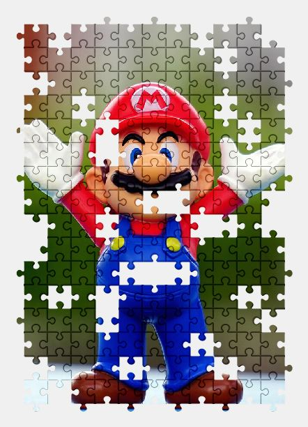 Super Mario Free Jigsaw Puzzles Online