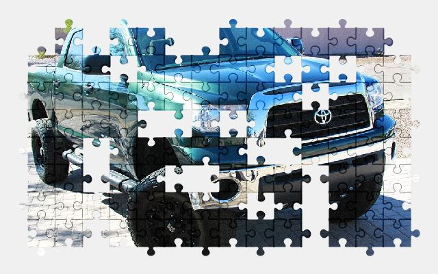 free jigsaw puzzle online toyota,car,auto,vehicle