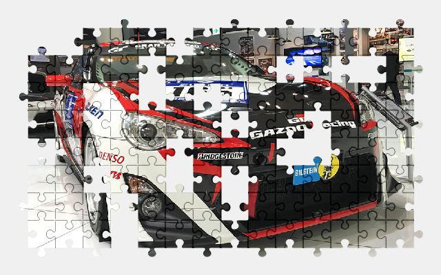 free jigsaw puzzle online toyota,car,sports-car,auto,automobile
