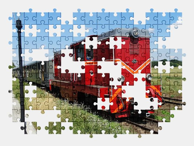 free jigsaw puzzle online train,station,railway
