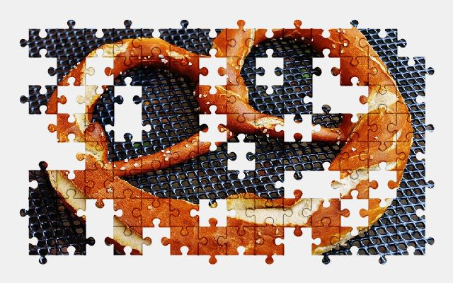 free jigsaw puzzle online food,bread