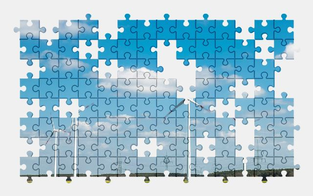 free jigsaw puzzle online field,sky,nature